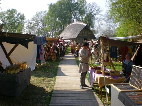 Ale vikingamarknad