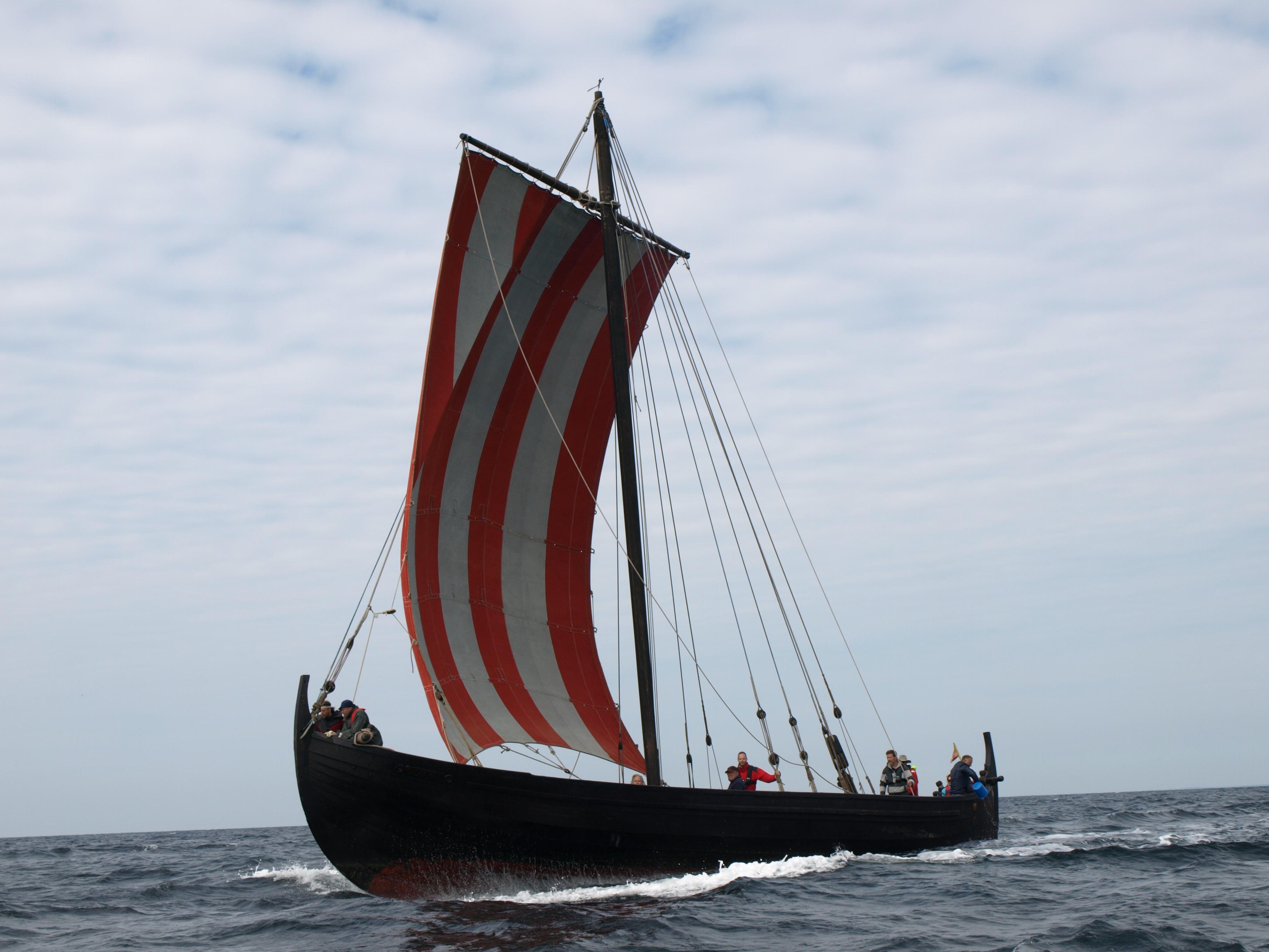 På väg mot Varberg 2014