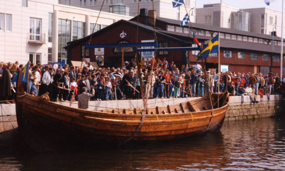 Sjösättningen, 1994